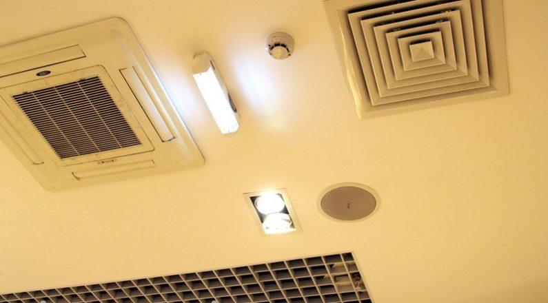 Монтаж освещения в Екатеринбурге