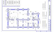 Схема электросети частного дома