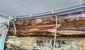Монтаж проводки под освещение и розетки