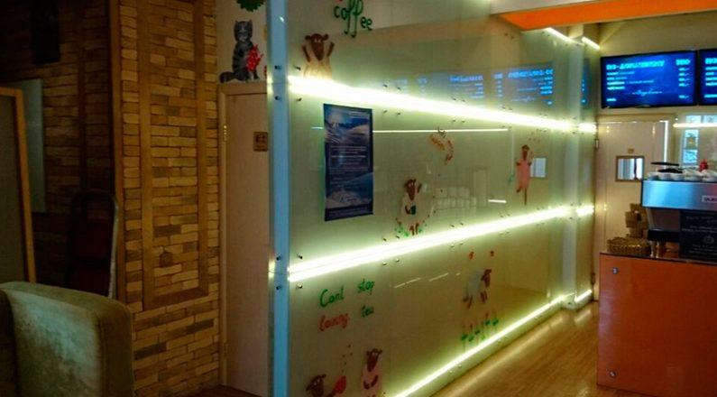 электромонтаж освещения в Екатеринбурге