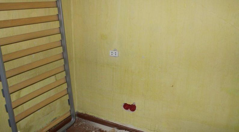 Установка подрозетника в однокомнатной квартире