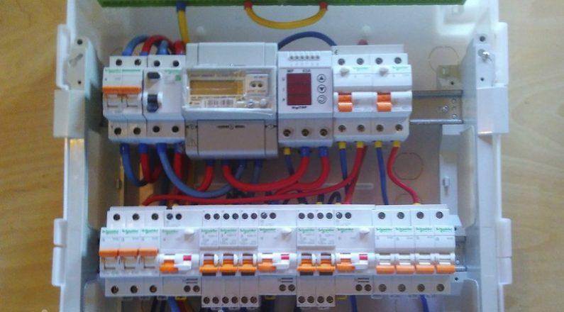Сборка электрощита быстро и качественно